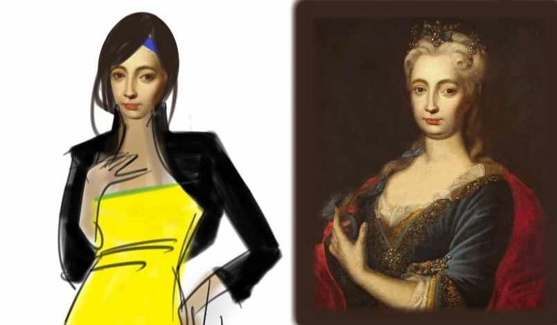 Marie Anna Pignatelli - makeupu